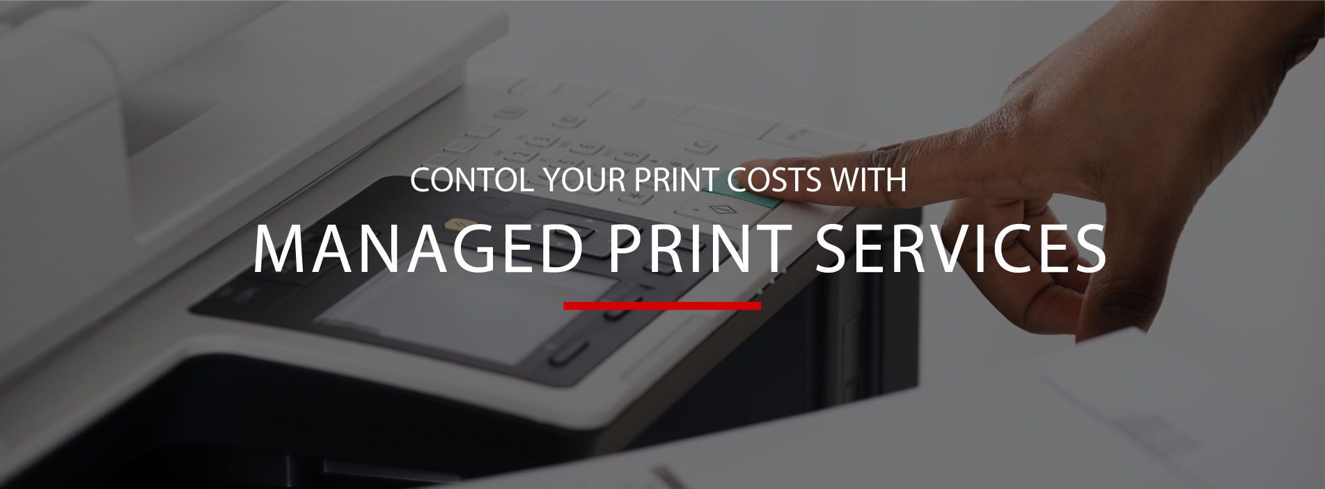 Managed Print Services Edinburgh
