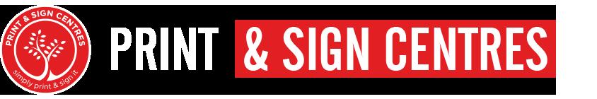 signage edinburgh